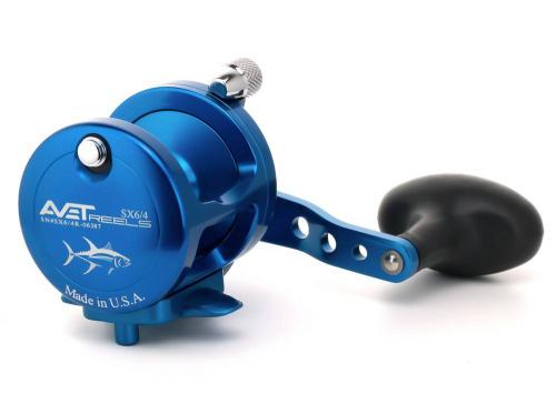 Avet Sx 64 Blue1