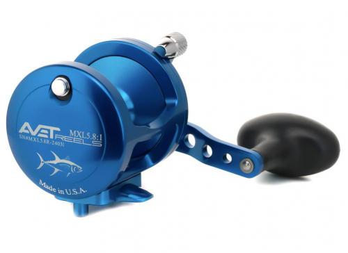 Avet Mxl 58 Blue3