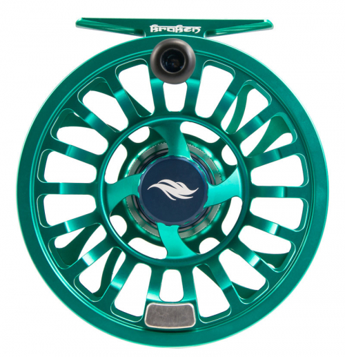 Allen Kraken Fly Fishing Reel Emerald 1