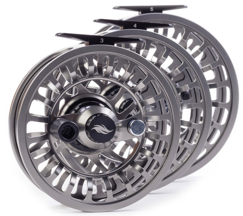 Allen Kraken XLA Fly Fishing Reel 1