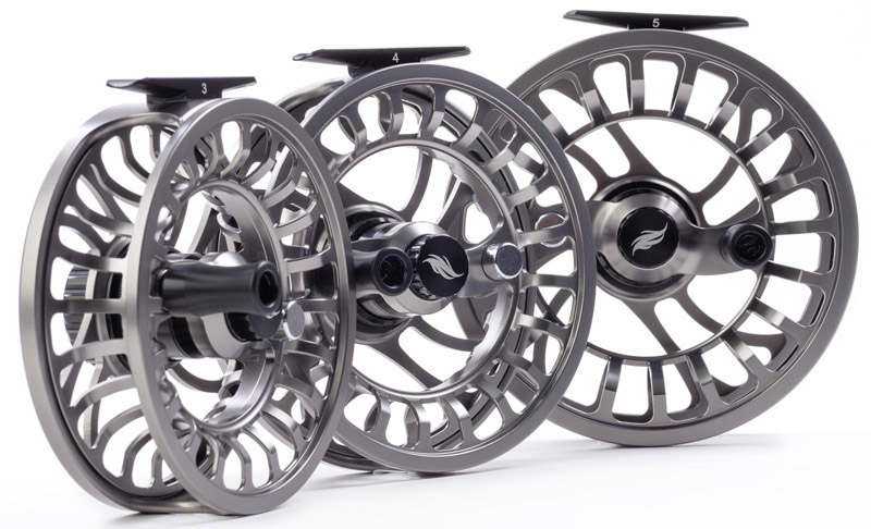 Allen Kraken XLA Fly Fishing Reel 2