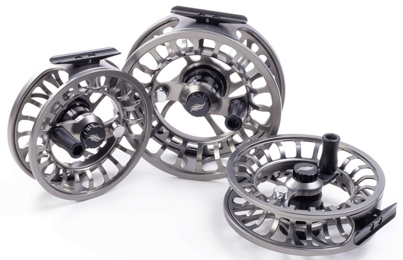 Allen Kraken XLA Fly Fishing Reel 3