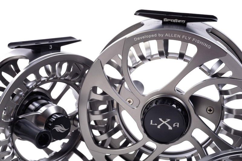 Allen Kraken XLA Fly Fishing Reel 4
