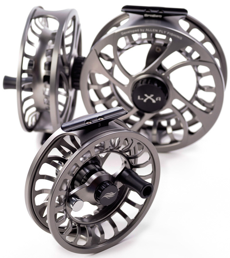 Allen Kraken XLA Fly Fishing Reel 5
