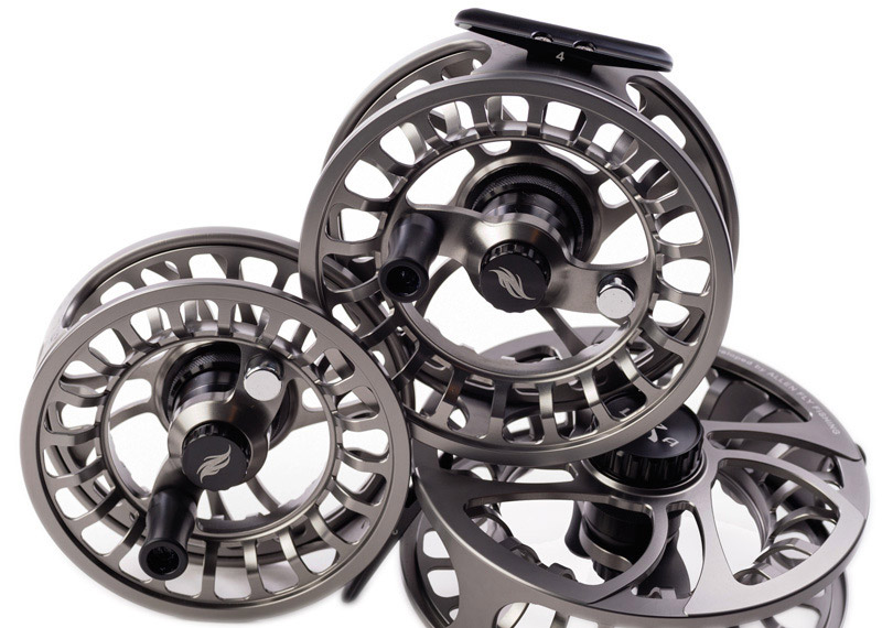 Allen Kraken XLA Fly Fishing Reel 6