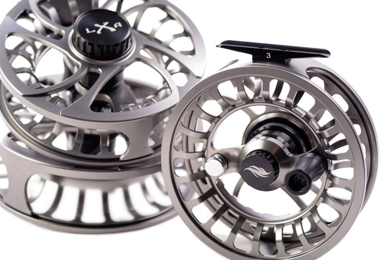 Allen Kraken XLA Fly Fishing Reel 7