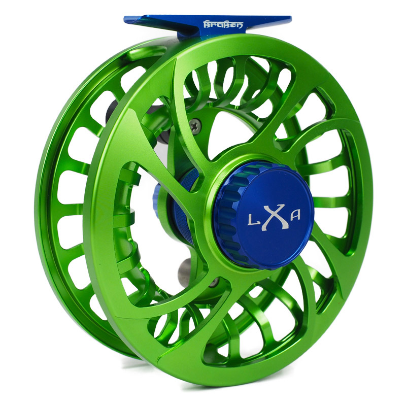 Allen Kraken XLA Fly Fishing Reel Dorado 1