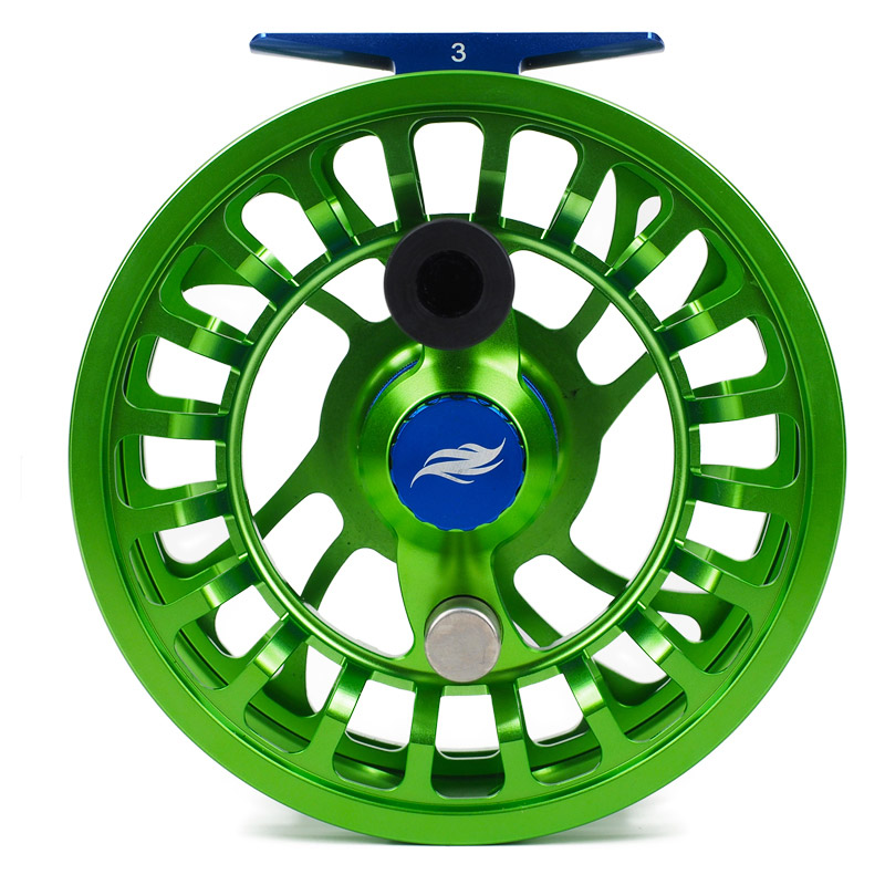 Allen Kraken XLA Fly Fishing Reel Dorado 2