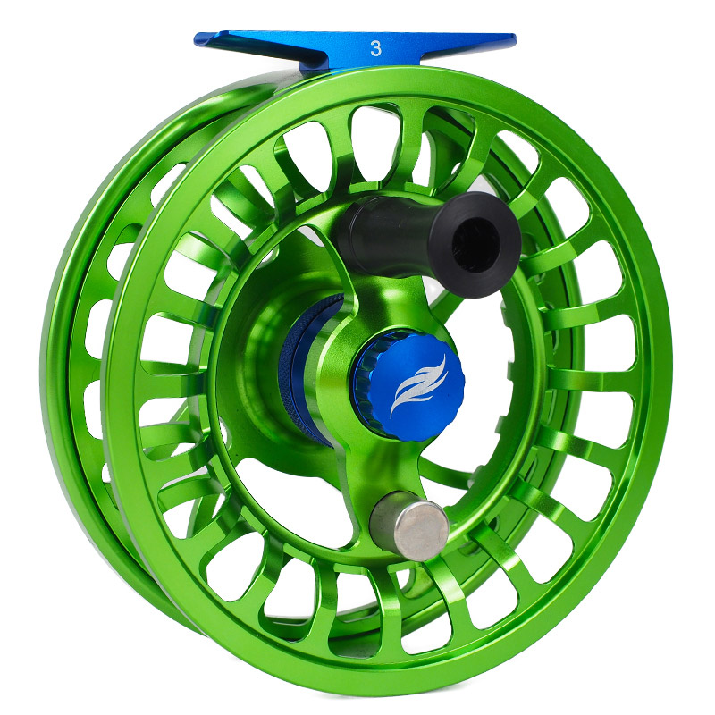 Allen Kraken XLA Fly Fishing Reel Dorado 3