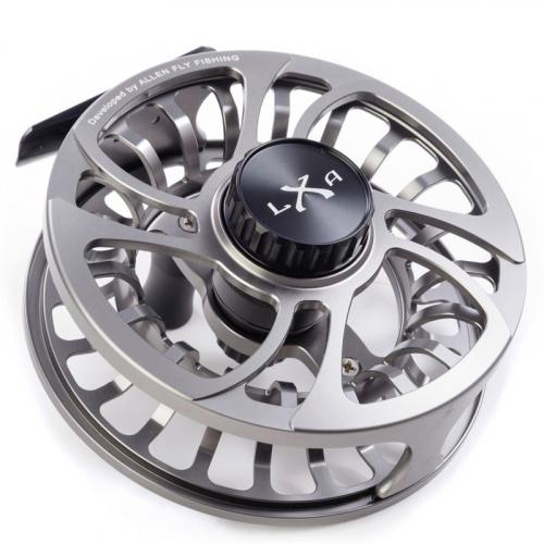 Allen Kraken XLA Fly Fishing Reel Gunsmoke 2