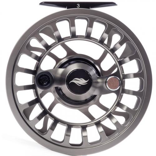 Allen Kraken XLA Fly Fishing Reel Gunsmoke 3