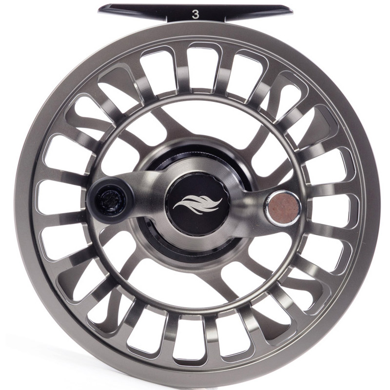 Allen Kraken XLA Fly Fishing Reel Gunsmoke 3