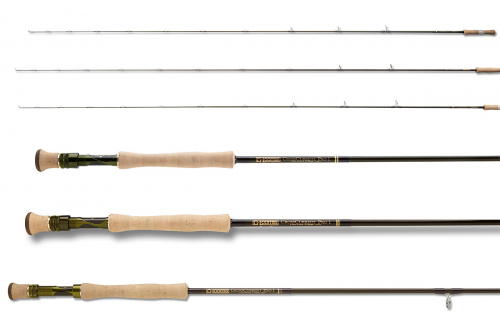 G Loomis Crosscurrent Pro1 Saltwater Fly Fishing Rod