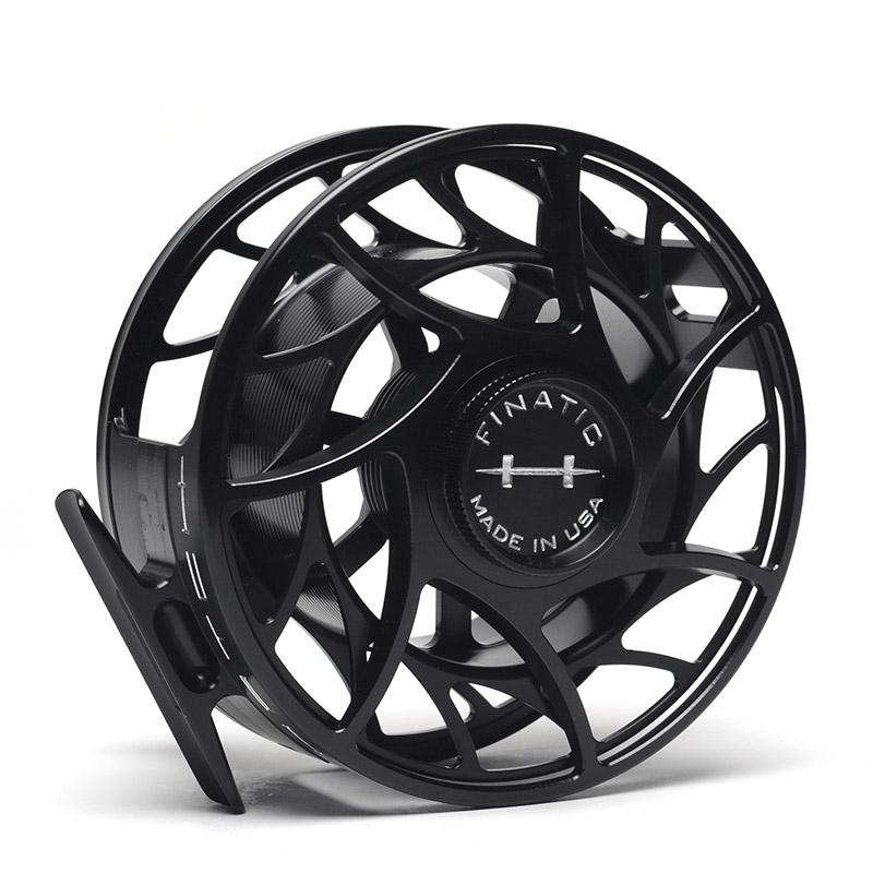 Hatch 11Plus Black Front
