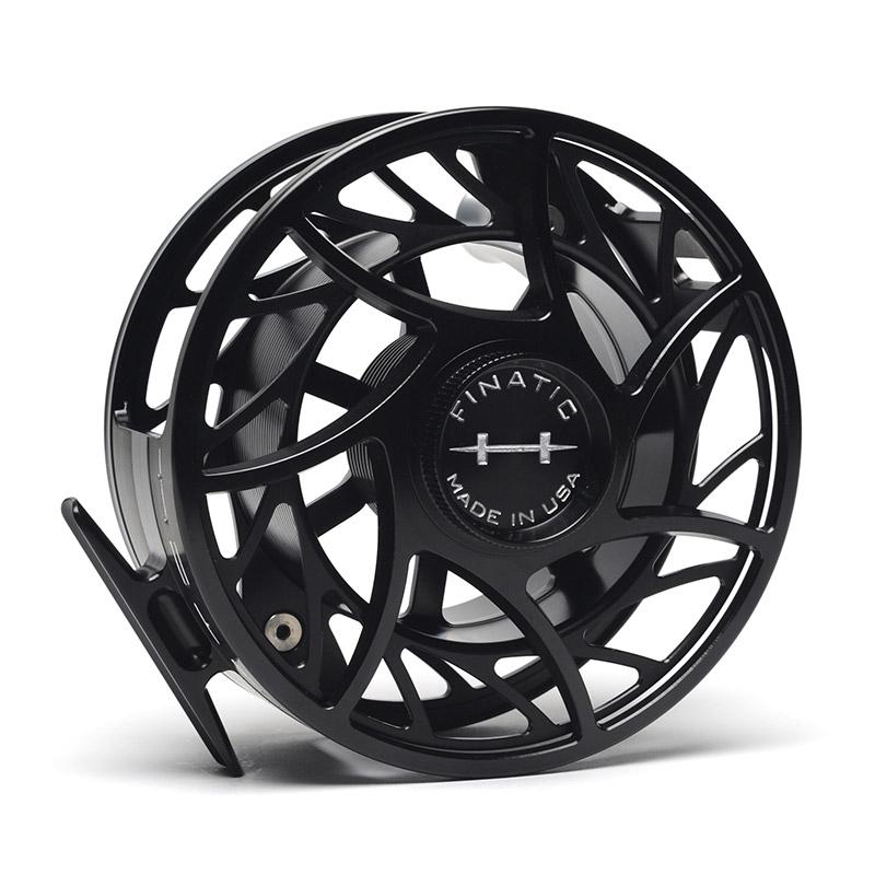 Hatch 12Plus Black Front