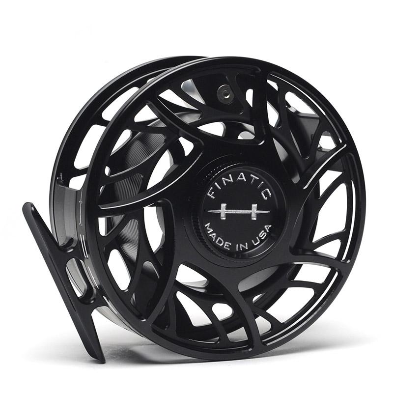 Hatch 9Plus Finatic Black Front