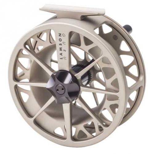 Waterworks Lamson Guru HD Series II Fly Fishing Reel 1