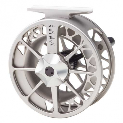 Waterworks Lamson Guru Series II Fly Fishing Reel 1