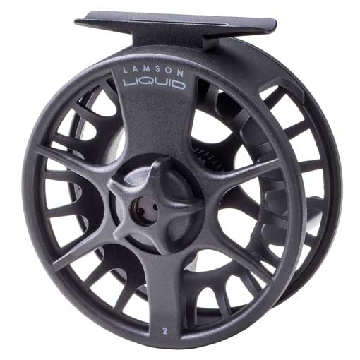 Waterworks Lamson Liquid Fly Fishing Reel 1