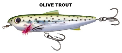 22 OLIVETROUT