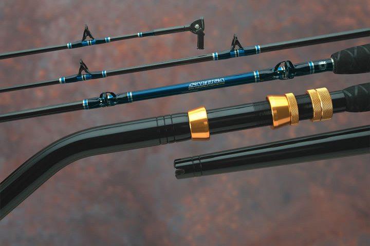 Daiwa Saltiga Dendoh Style Deep Drop Rods 2