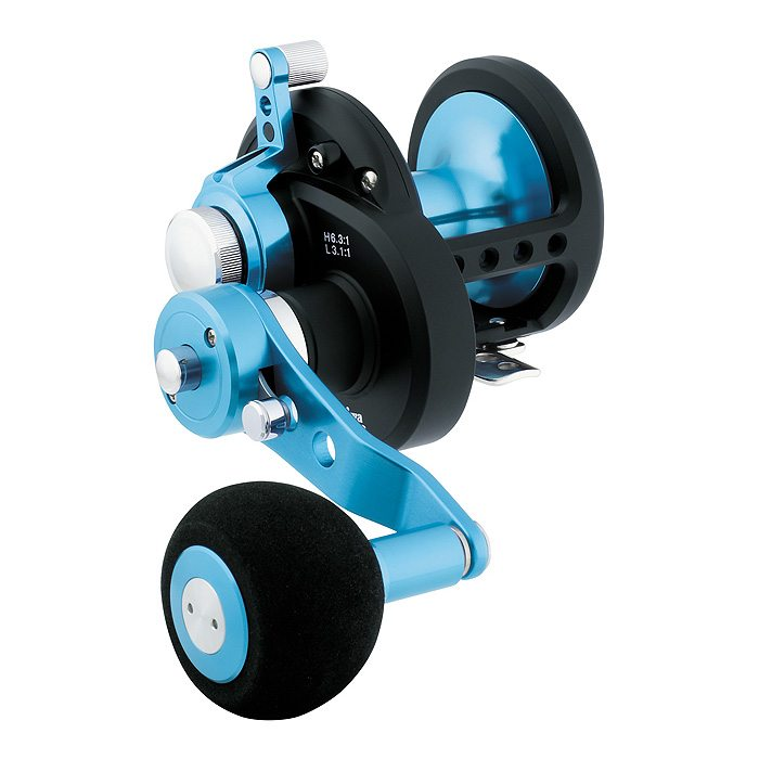 Daiwa Saltist 2 Speed Lever Drag Reel STTLD20 2SPD