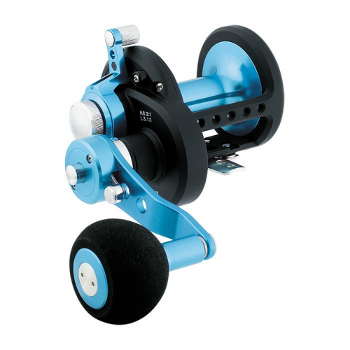 Daiwa Saltist 2 Speed Lever Drag Reel STTLD30 2SPD