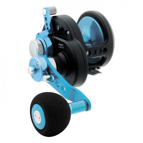 Daiwa Saltist 2 Speed Lever Drag Reel STTLD35 2SPD