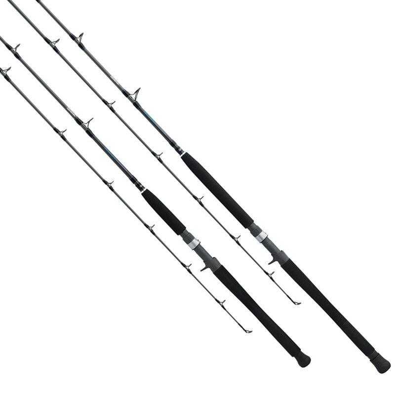 Daiwa Saltist Jigging Conventional Rod 1