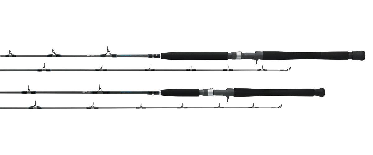 Daiwa Saltist Jigging Conventional Rod 2