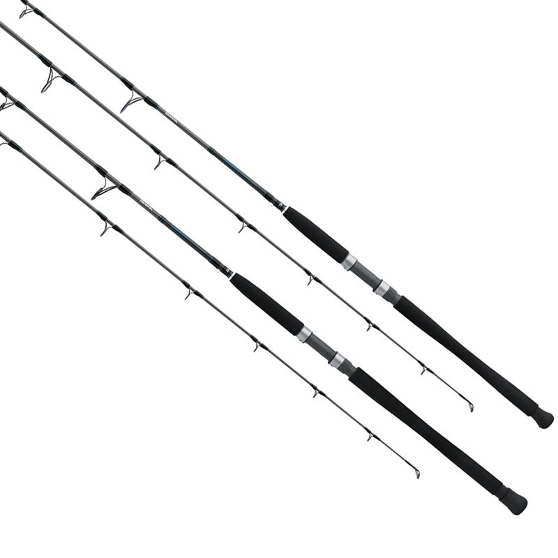 Daiwa Saltist Jigging Spinning Rod 1