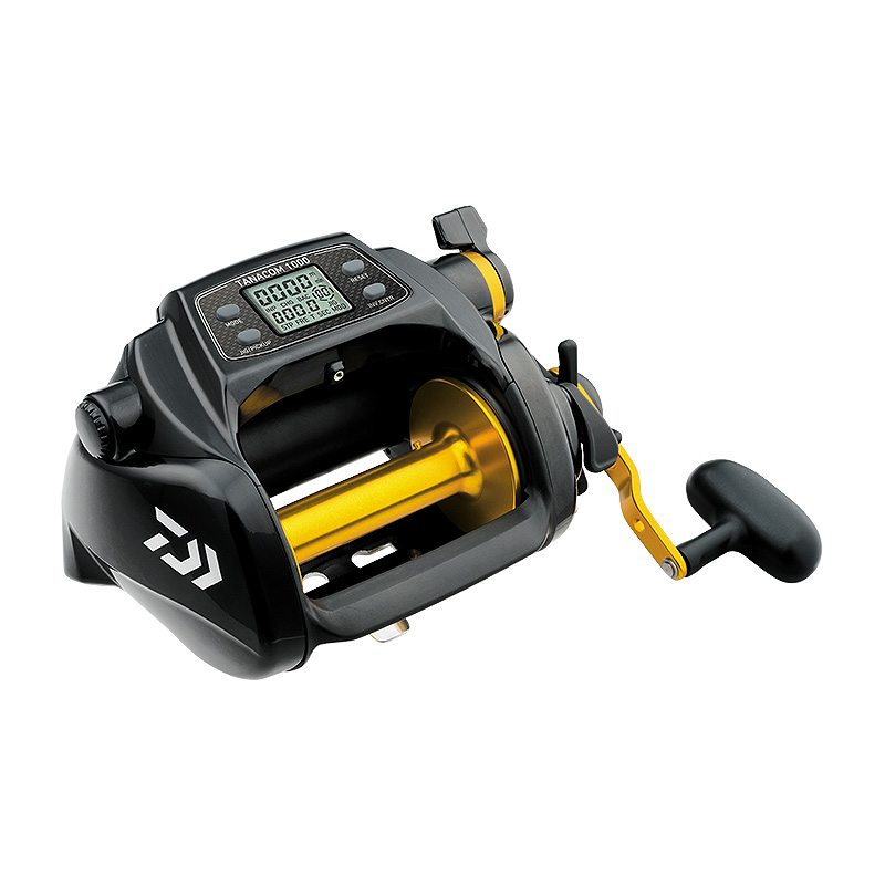 Power Assist Reels