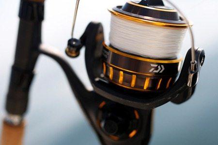 Daiwai BG Spinning Reel 1