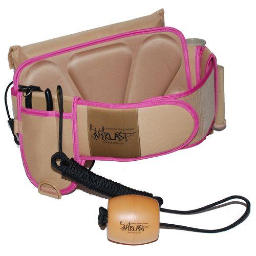 Foreverlast G2 Reel Girl Pink Wading Belt 2