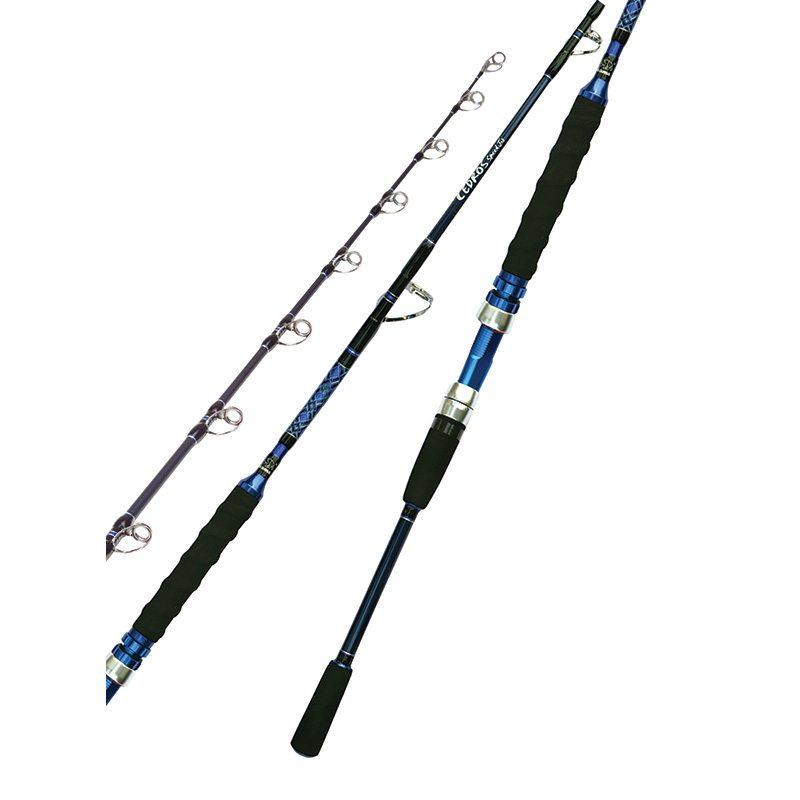 Okuma Cedros Jigging Rods