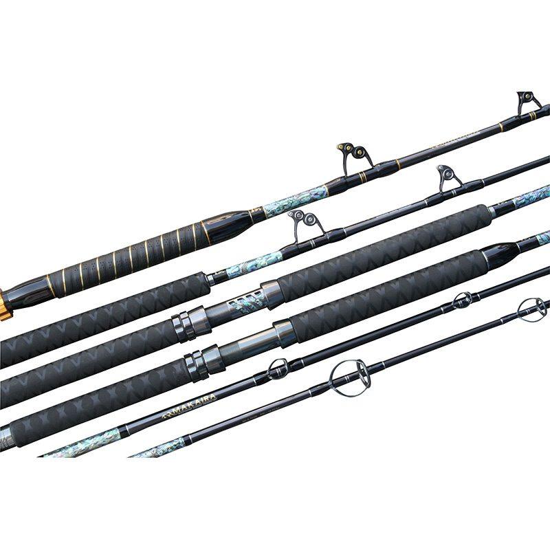 Okuma Makaira Spinning Rods