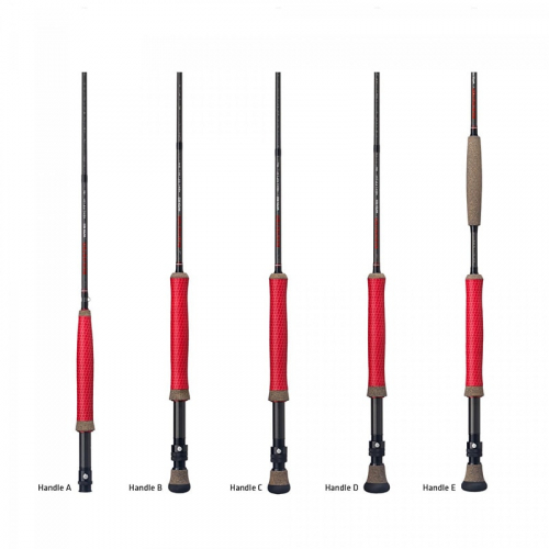 Redington Vapen Red Handles