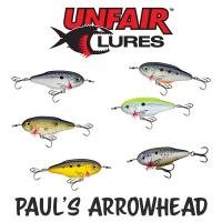 Unfair Lures Pauls Arrowhead