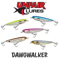 Unfair Lures Pauls DawgWalker