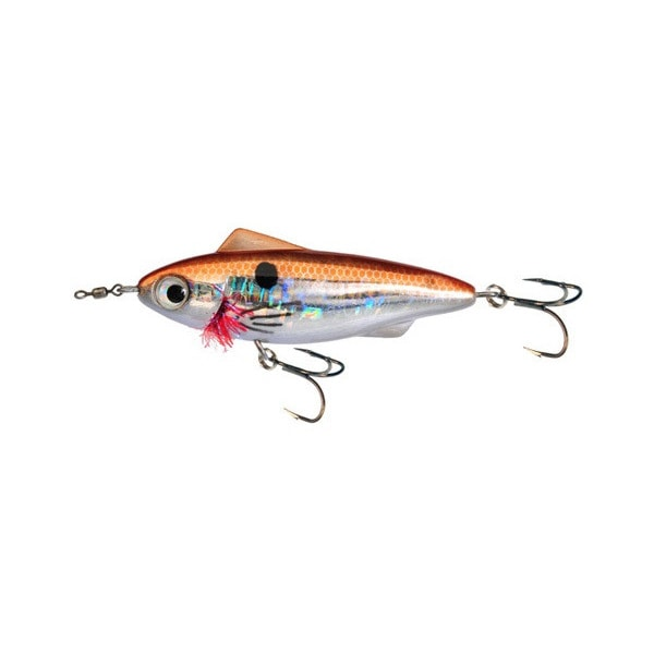 Unfair Lures Pauls Rip N Slash 10 Pearl Copper