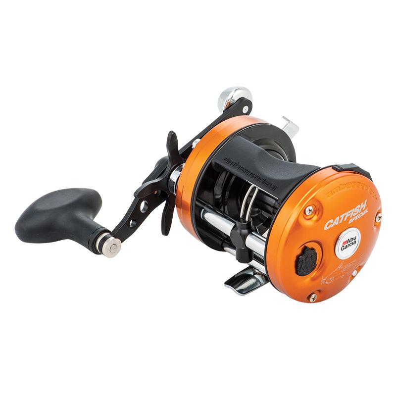 Abu Garcia C3 Catfish Special Round Reel C3 6500CATSPC