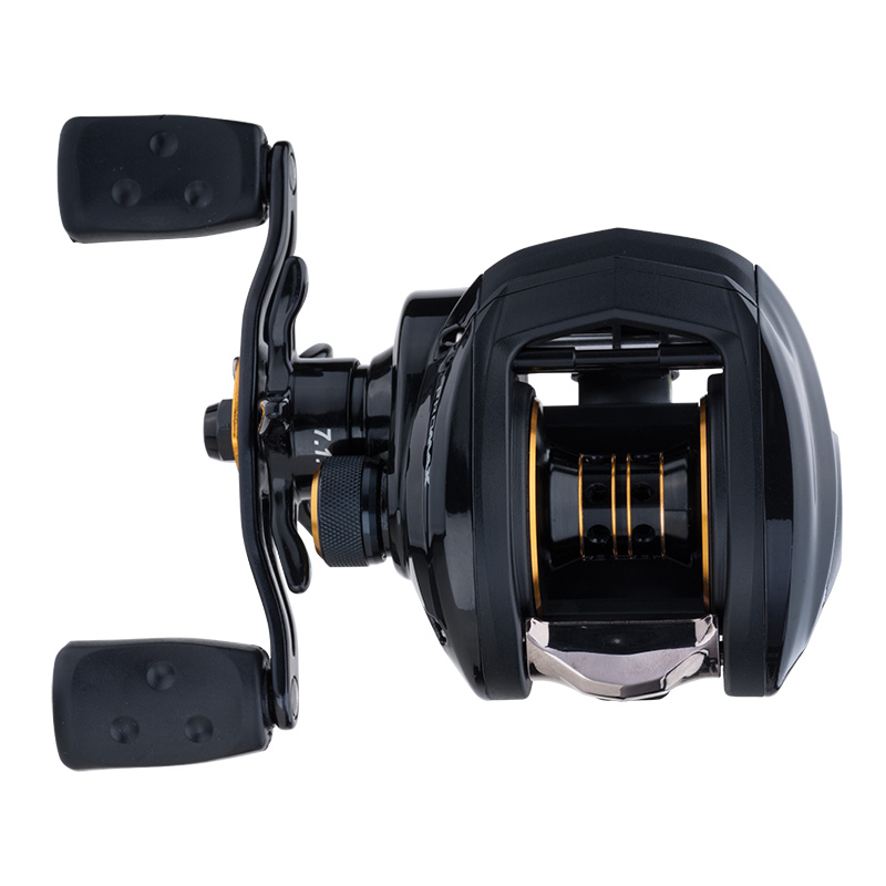 Abu Garcia Pro Max Low Profile Baitcasting Reel Left Hand Retrieve