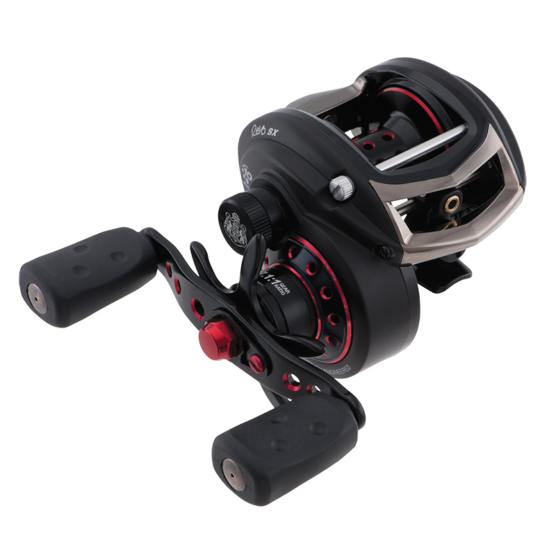 Abu Garcia Revo SX Low Profile Baitcasting Reel - Roy's Bait and Tackle  Outfitters