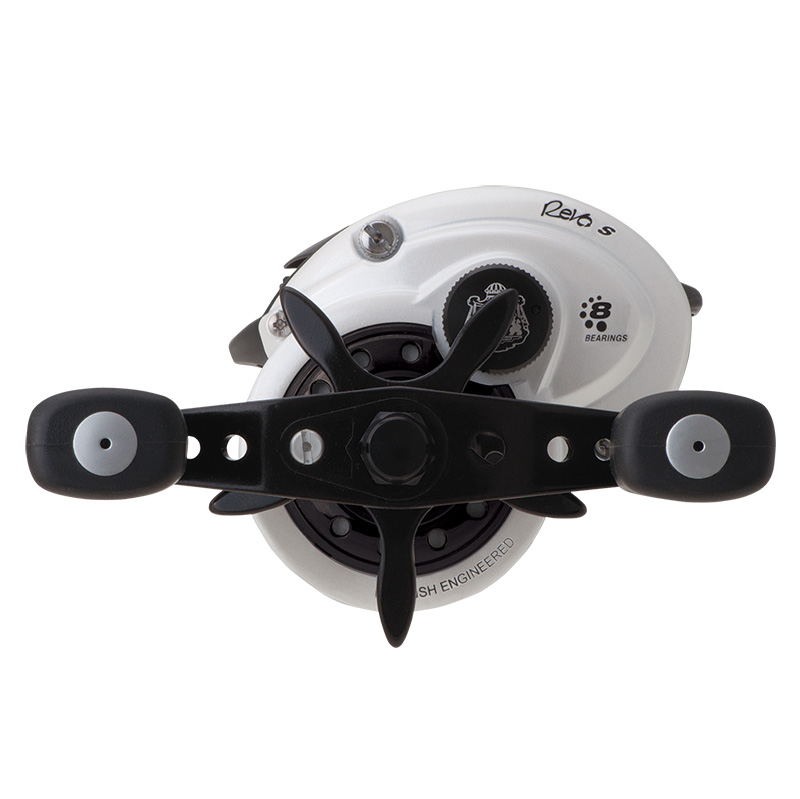 Abu Garcia Revo S Low Profile Baitcasting Reel Left Hand Retrieve