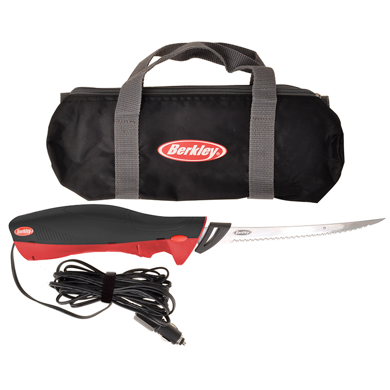 Berkley Electric Fillet Knife 12 Volt Bcef12v