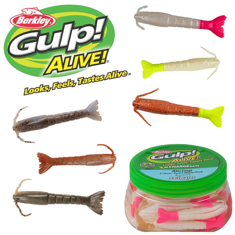 Berkley Gulp Alive Shrimp