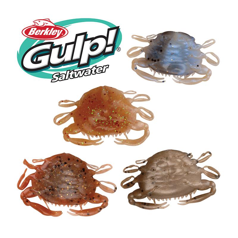 Berkley Gulp Peeler Crab
