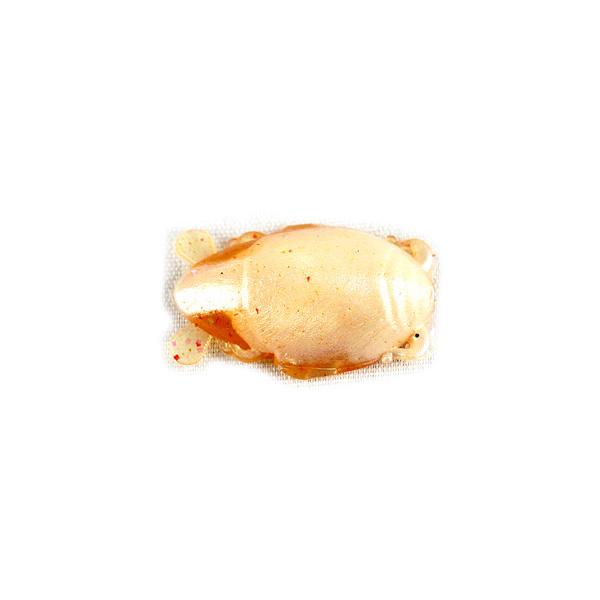 Berkley Gulp Sand Crab Flea Amber Glow