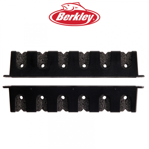 Berkley Horizontal 6 Rod Rack BAHRR