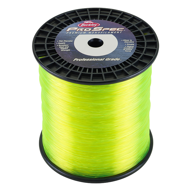 Berkley Prospec Professional Grade Mono 3lb Spool Fluorescent Yellow